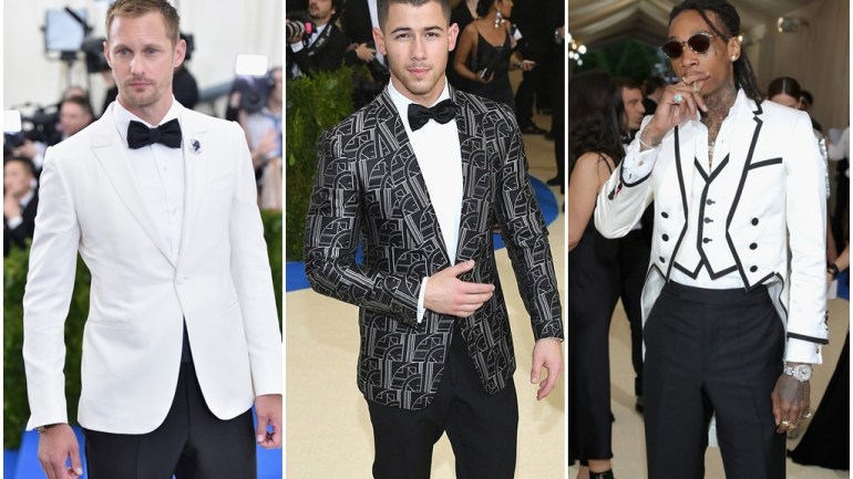 Here Is Some Eye Candy As We Bring You Men of The 2017 Met Gala