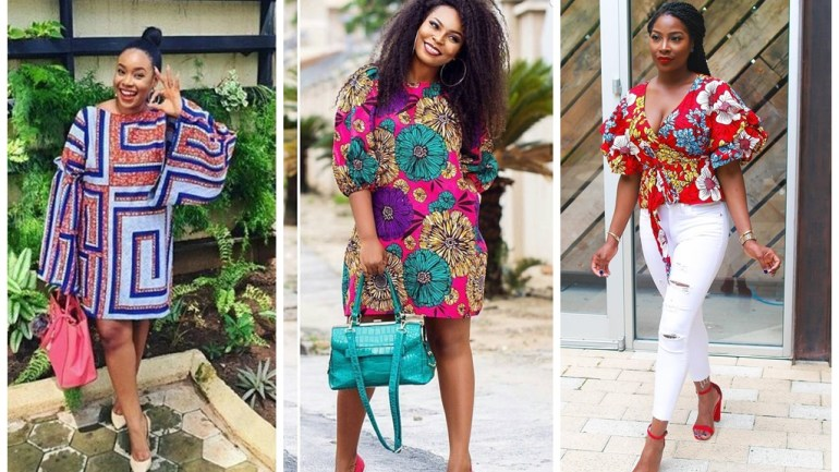 Ankara Styles #403: Weekend Vibes!