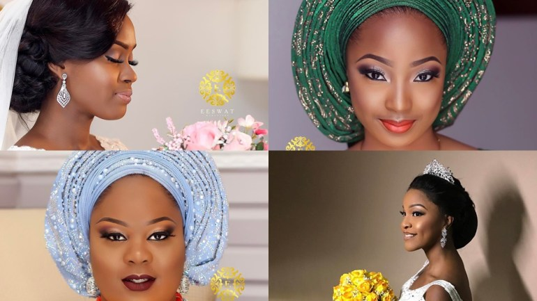 Gorgeous Bridal Makeup Inspiration With Eeswatmakeovers