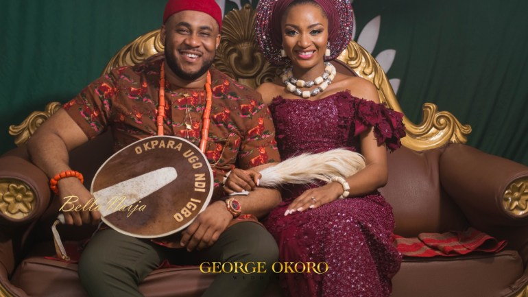 Photos: Ex MBGN Tourism, Powede Eniola Lawrence, Slays Inter-Tribal Traditional Wedding