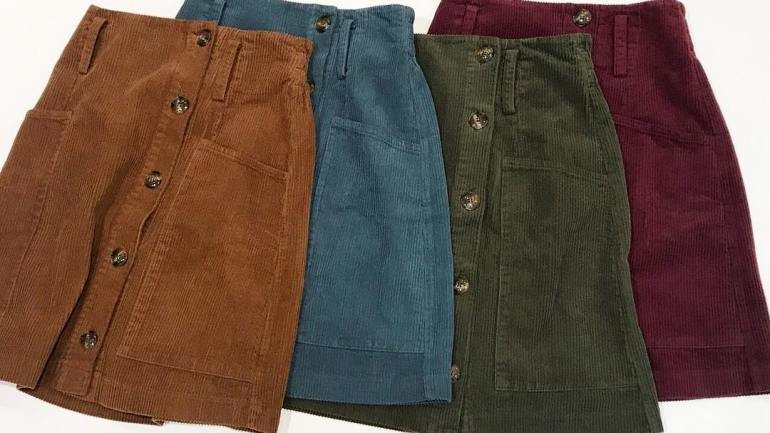 Fashion: Is The Ugly Corduroy The New Denim?