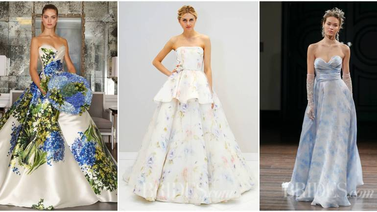 These Colored Wedding Dresses Look So Much Better Than Classic Whites