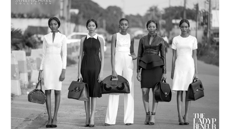 From Stylist to Designer! The Jane Michael Brand releases Debut Collection Dubbed The LadyPrenuer