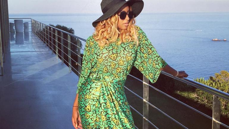 #TBT: 10 Times You Would Love DJ Cuppy In Ankara Prints!