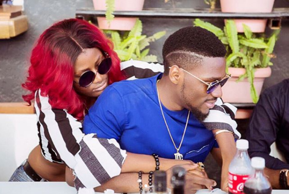 Tobi And Alex (Tolex) Be Giving Us Some Couple Vibe!