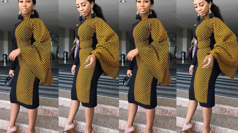 7 New Ankara Styles That Would Sweep You Off Your Feet!