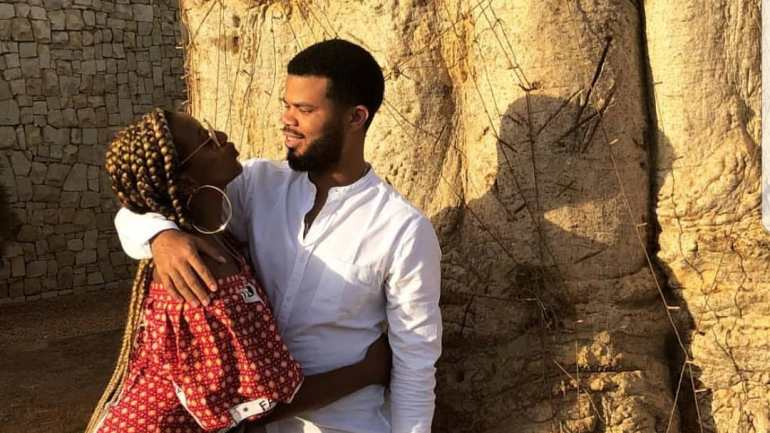 #PluppyGoals! 5 Couple Moments From Dj Cuppy & Bae, Asa Asika!