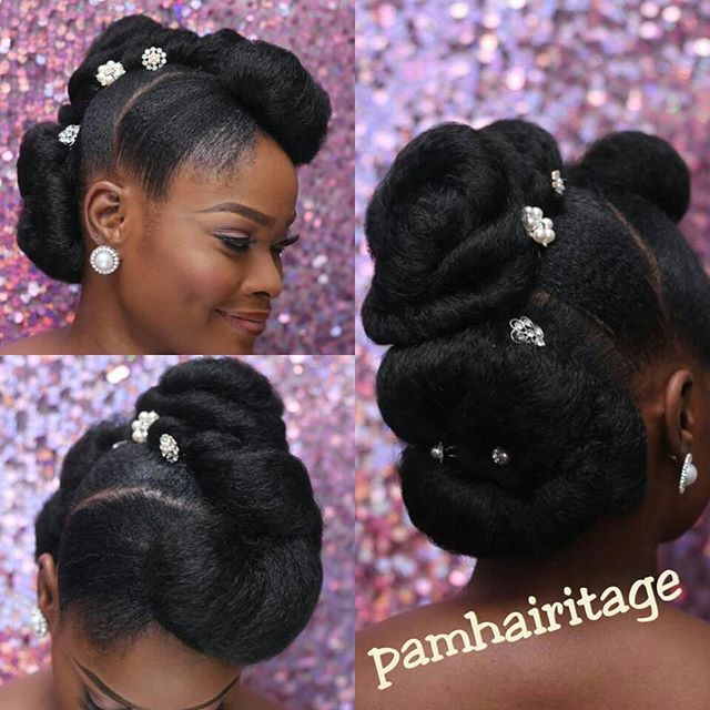 5 Natural Bridal Hair We Are Currently Loving
