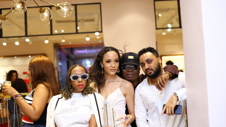 Denola Grey, Kaylah Oniwo, Beverly Naya & More At The Tommy Hilfiger Exclusive Cocktail Event