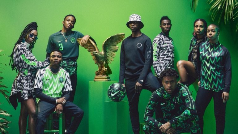 How Various Celebrities Styled The Super Eagles Jersey