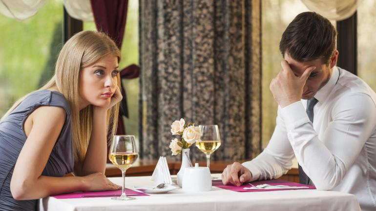 10 Things You Should Not Do On The First Date