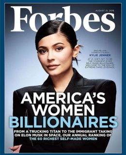 The Youngest Self Made Female Billionaire In The World