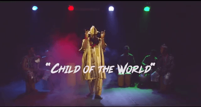 Review: Official Video Of Child Of The World By Flaz