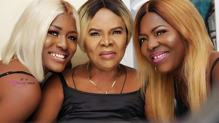 #WCW: BBNaija's Alex Is Crushing On Her Mum And Grandmother