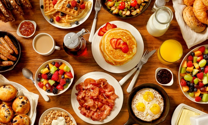 Kamdora Kitchen: What You Can Eat For Breakfast