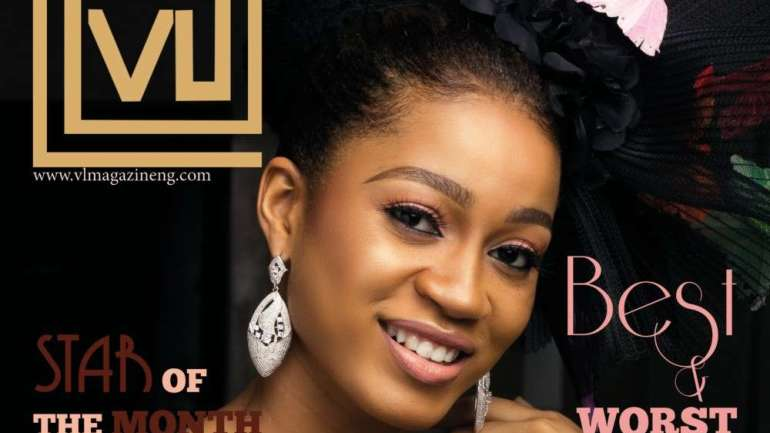 MBGN 2017, Ugochi Ihezue Covers VL Magazine's Latest Issue