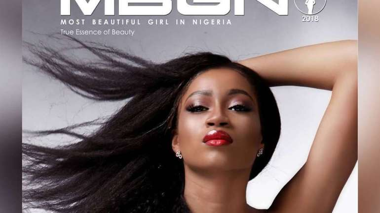 MBGN World 2017, Ugochi Ihezue Covers The 31st Edition of MBGN Magazine