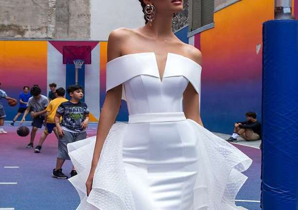 Kamdora Wedding: Pictures From Crystal Design's 2019 Paris Collection