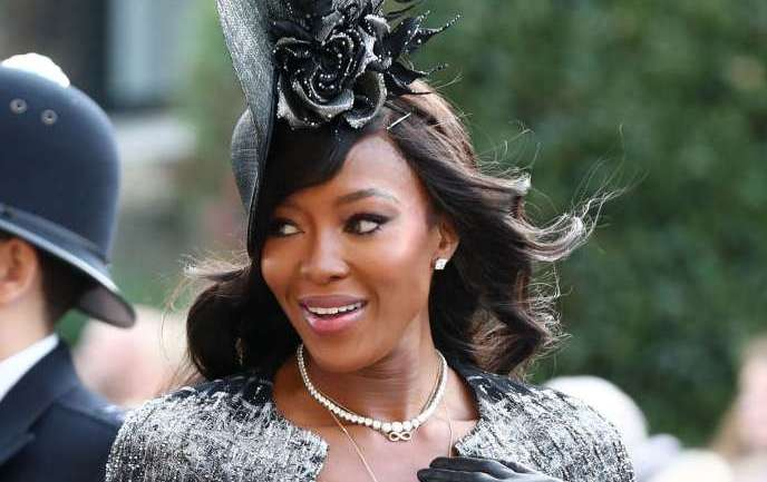 Naomi Campbell, Meghan Markle, Prince Harry And Many More Attend Princess Eugenie And Jack Brooksbank's Royal Wedding