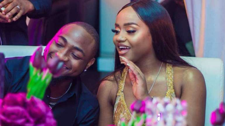 Find Out How Chioma Met Davido In This Vlog
