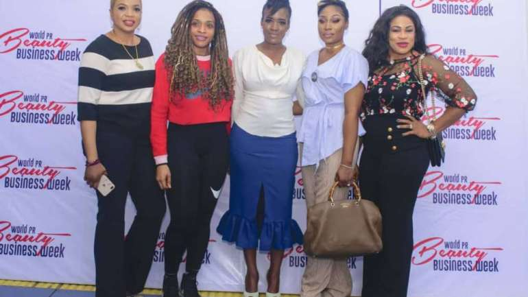 Day One Highlights From The World PR Beauty Business Week
