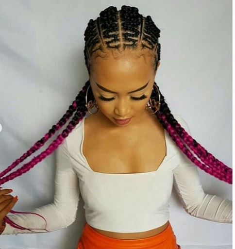 5 Creative Zig Zag Hairstyles You Should Try Out This Weekend Kamdora
