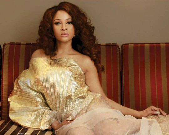 More Than TV's Golden Girl: Adesua Etomi Features In GTBank Fashion Weekend's Magazine