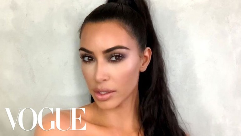 Kamdora Beauty: Check Out Kim Kardashian's Guide To A Viral Holiday Glam