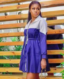 Lilian Afegbai's style look book