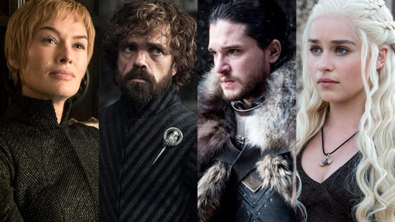 Watch The New Game of Thrones Teaser