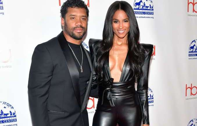 Date Night: Ciara And Russell Wilson Slay At The 2019 Hollywood Beauty Awards