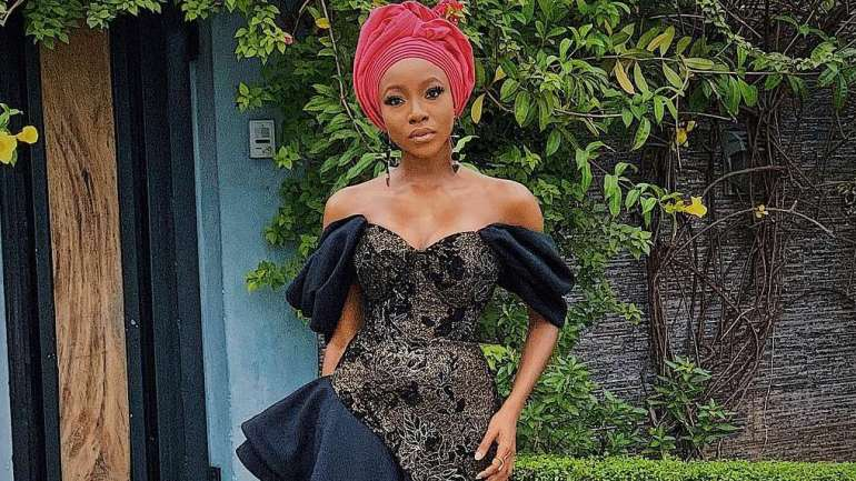 #TeddieMak: Ini Dima-Okojie, Mimi Onalaja, Veronica Odeka And Others Graced Temidayo Abudu And Adebola Makanjuola's Engagement In Sytle