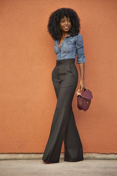 Kamora Fashion: What We Call Business Casual Outfits