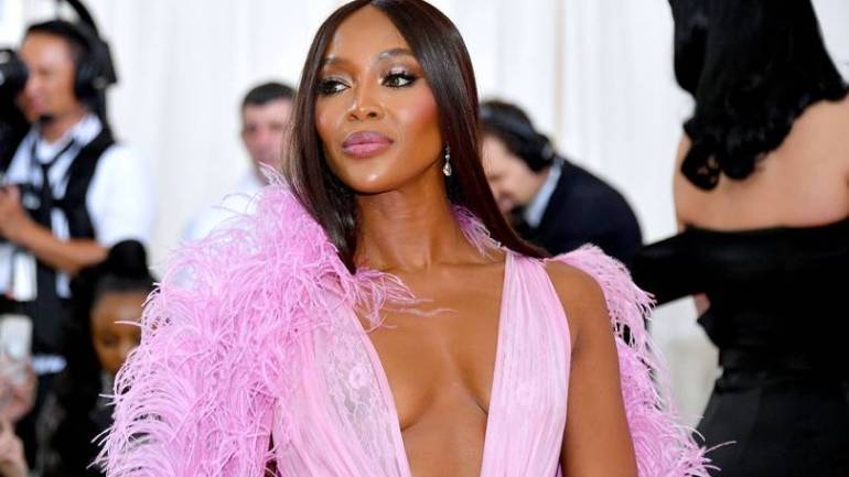 Naomi Campbell Signed To A New Modelling Agency On Her 49th Birthday!