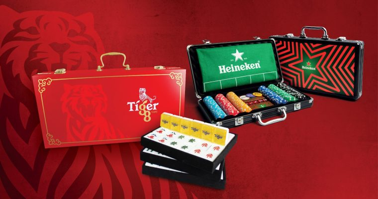 Tiger beer ushers in the Year of the Rat in roaring STYLE