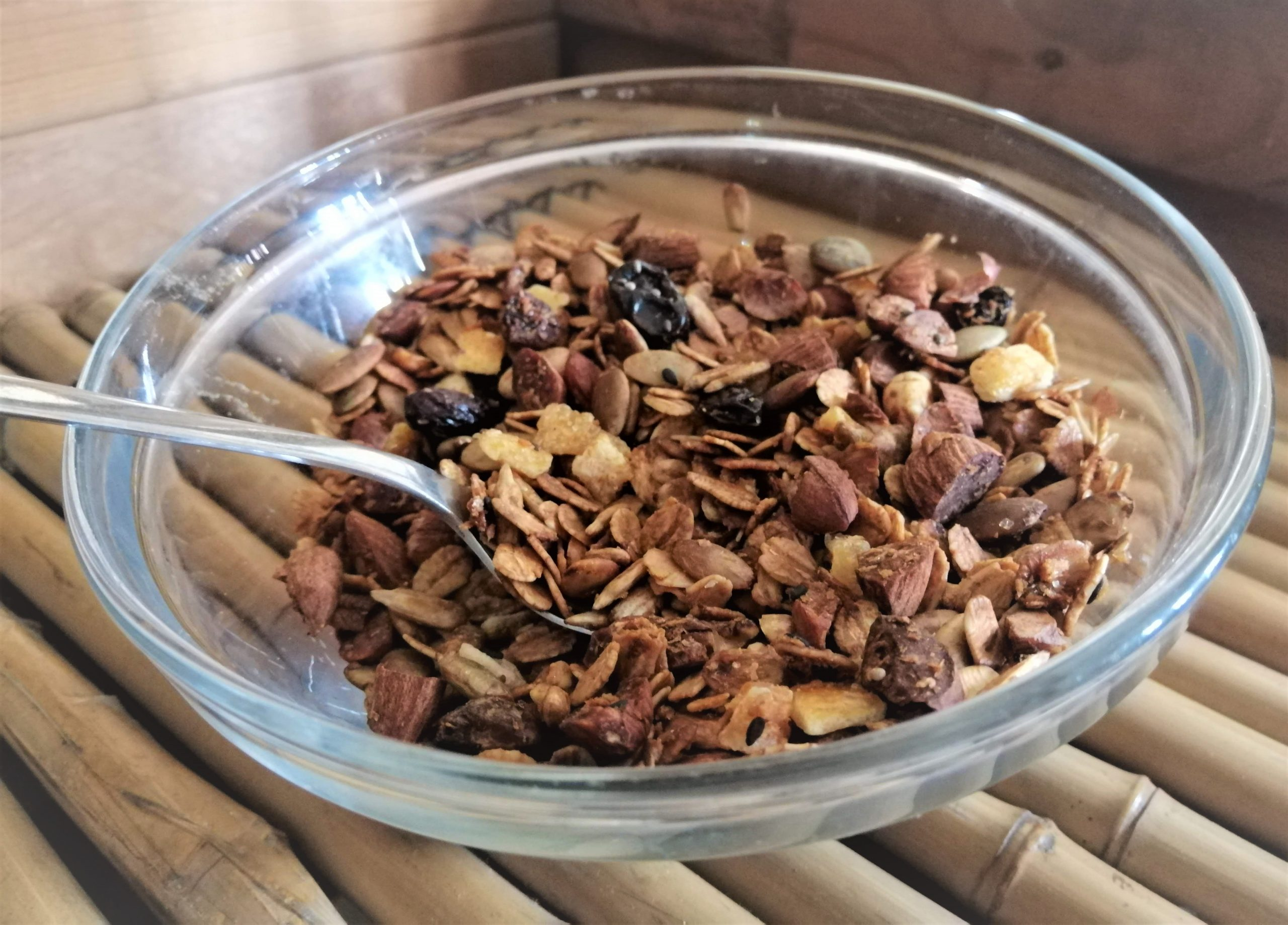 Make your own Granola Extra