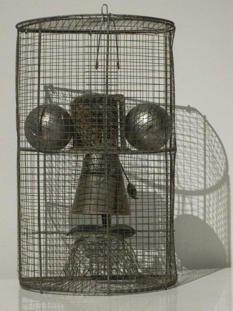 Le piège oeuvre artiste contemporain Kamel Yahiaoui