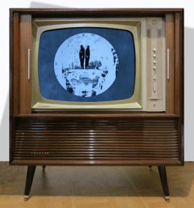 Dos à Dos oeuvre artiste contemporain Kamel Yahiaoui