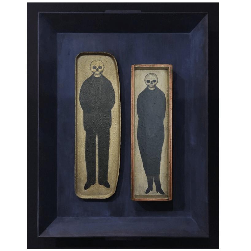 Suite présidentielle oeuvre artiste contemporain Kamel Yahiaoui