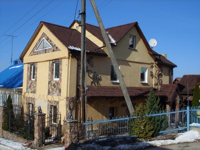 Дом В.Власюка в 2018 году