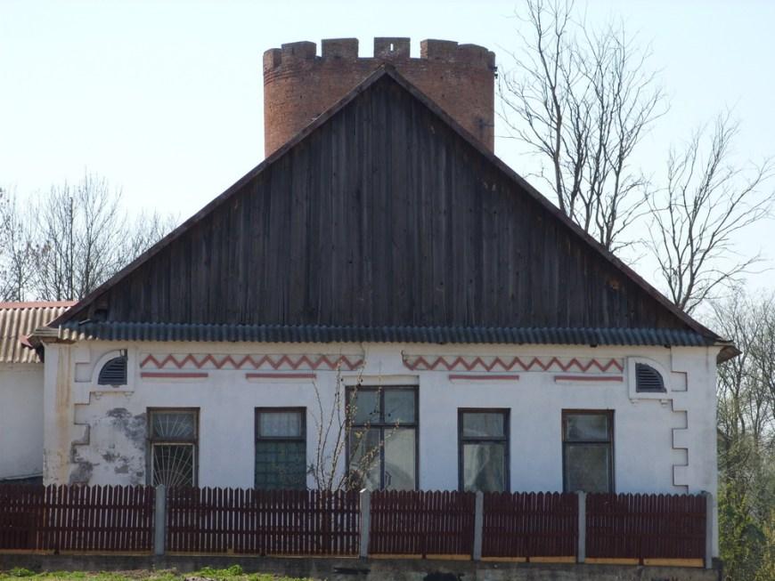 Восточный фасад, 2009 год