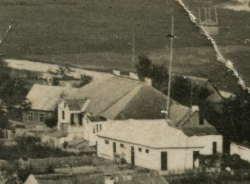 Общий вид Дома Людового в 1930-е годы