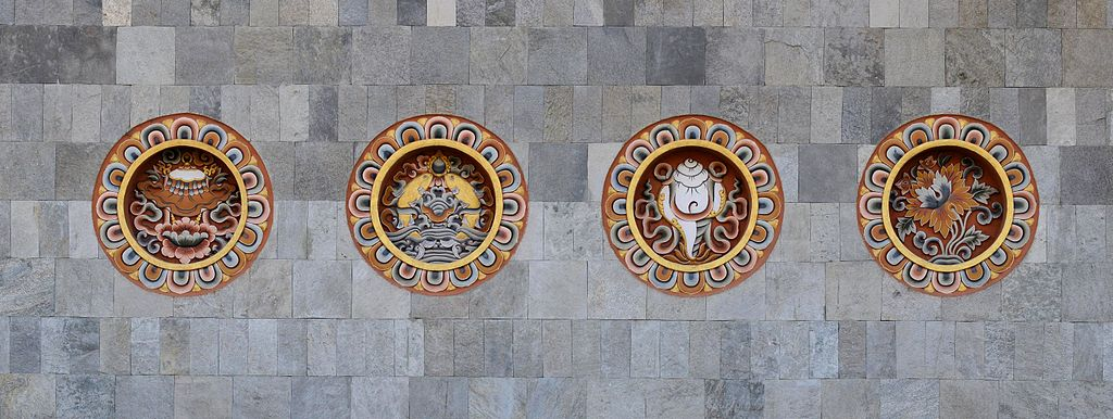Ashtamangala  – The Eight Auspicious Symbols of Tibetan Buddhist Tradition –  Part II