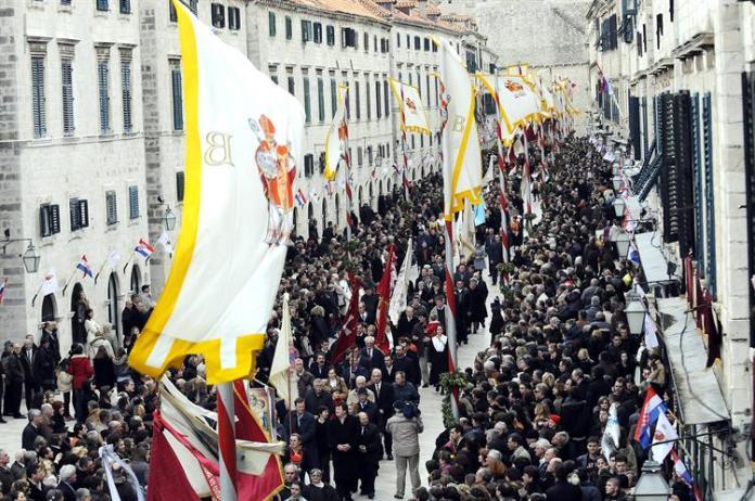 festa-sveti-vlaho-dubrovnik-croatia