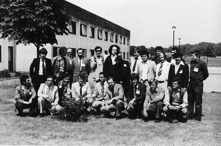 Grupna fotografija s Kongresa HDP-a u Malmo-u, Švedska