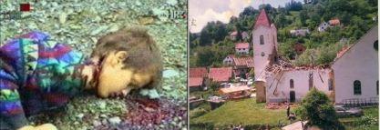 Muslimanski genocid nad Hrvatima u Bosni