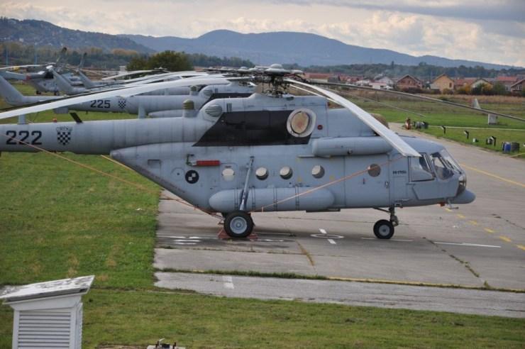 hrvatska helikopteri