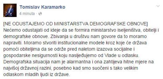 karamarko fb