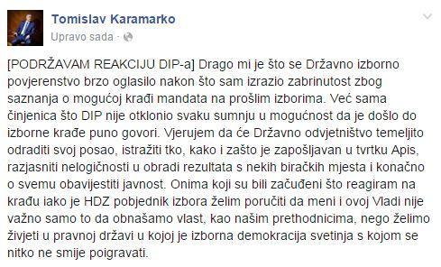 tomislav karamarko fb 5