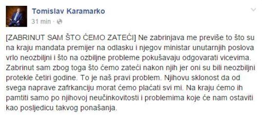 tomislav karamarko fb5
